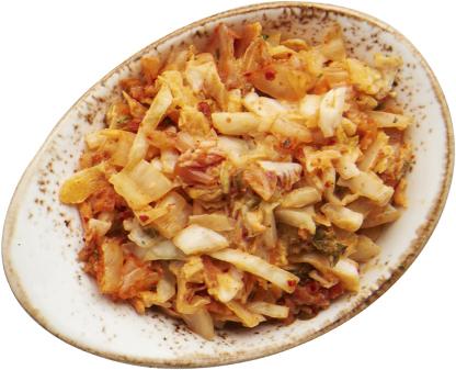 Kimchi Coleslaw image