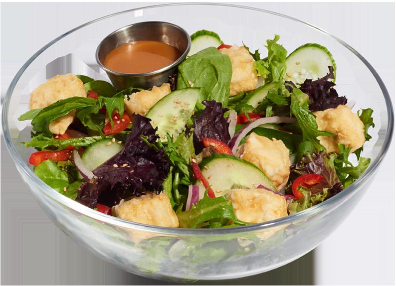 Sesame Ginger Salad image